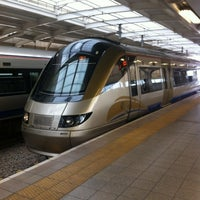 Photo taken at Gautrain OR Tambo International Airport Station by Chris A. on 12/22/2011