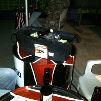 Photo taken at Metal Sports Bar by Alejandro S. on 9/8/2012