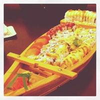 Photo taken at Sushi Ya by Stephanie L. on 11/12/2011
