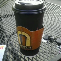 Photo taken at Scooter's Coffeehouse by Nic K. on 8/14/2011