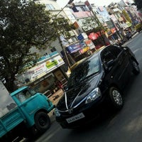 Photo taken at R.T. Nagar by Ketan on 1/13/2012