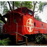 Photo taken at Featherbed Railroad Bed & Breakfast Resort by Sandy H. on 11/12/2011