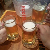 Photo taken at Hooters by Bruno V. on 3/6/2012