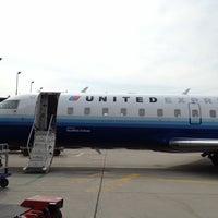 Photo taken at Terminal 2 by Mia A. on 3/27/2012