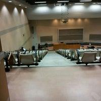 Photo taken at UWM Lapham Hall by Daniel N. on 4/10/2012