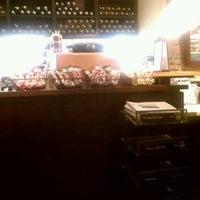 Photo taken at Starbucks by Leon H. on 10/28/2011