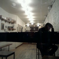 Photo taken at Ninth Street Espresso by Miro Y. on 11/19/2011