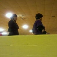 Photo taken at Mid-Cities Skateland by Sunny ❀ {. on 2/7/2012