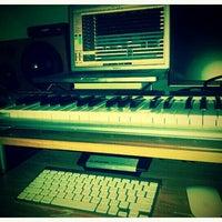 Photo taken at Static Flight Recording Studios by Garrett M. on 10/26/2011