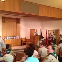 Photo taken at Saint Paul United Methodist Church by Bruce B. on 8/12/2012