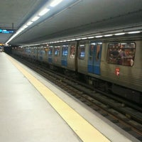 Photo taken at Metro Avenida [AZ] by Hugo B. on 10/17/2011