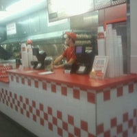 Photo taken at Five Guys by nick z. on 10/22/2011