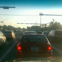 Photo taken at Intersection N University Dr & W Commercial Blvd by Phil G. on 12/1/2011