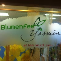 Photo taken at Blumenfee Yasmin by Da B. on 3/22/2012