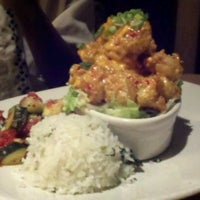 Photo taken at Bonefish Grill by Carmelita on 1/26/2012