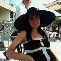 Photo taken at La Pergola - Real Club de Lima by Daniel Alejandro S. on 1/21/2012