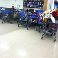 Photo taken at Walmart Supercenter Temporarily Closed by Tino R. on 12/16/2011