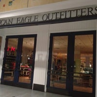 Photo taken at American Eagle Outfitters by Matt Z. on 12/26/2011
