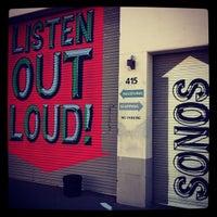 Photo taken at Sonos Salsi Lab by Thomas M. on 10/27/2011