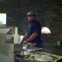 Photo taken at 2Wives Brick Oven Pizza by Tin M. on 10/17/2011