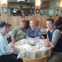 Photo taken at Michael's Cafe by Stephanie L. on 1/14/2012
