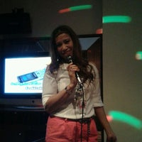 Photo taken at BlueO Karaoke by Nong N. on 2/8/2012