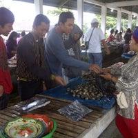 Photo taken at Tempat Pelelangan Ikan by Erik T. on 12/31/2011