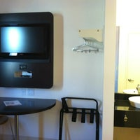 Photo taken at Motel 6 by Cristina N. on 3/18/2012