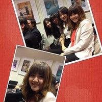 Photo taken at ING by Nancy Y. on 4/17/2012