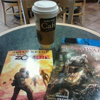 Photo taken at Barnes & Noble by Christopher J. on 4/16/2012