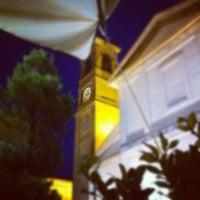 Photo taken at Ristorante Il Borgo by Matteo M. on 7/30/2012