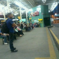 Photo taken at Terminal Central Governador Mário Covas (SITU) by Ivan S. on 9/19/2011