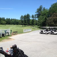 Photo taken at Intervale Country Club by Shawn M. on 6/10/2012