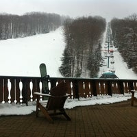 Photo taken at Holiday Valley Resort by Mike M. on 1/27/2011