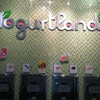 Photo taken at Yogurtland by Ishik K. on 8/16/2011