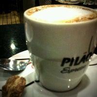 Photo taken at Viena Café by Alexandre B. on 1/21/2012