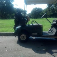 Photo taken at Greynolds Golf Course by Roberto A. on 9/3/2012