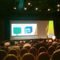 Photo taken at HP European Technical Summit by jeroen k. on 5/24/2011