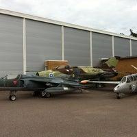 Photo taken at Suomen Ilmailumuseo / Finnish Aviation Museum by Jere J. on 8/7/2011