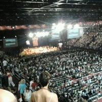 Photo taken at Mediolanum Forum by Steven R. on 6/28/2012