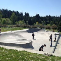 Photo taken at Gabriel Skate Park by Kelly R. on 5/6/2012