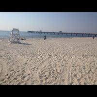 Photo taken at Buckroe Beach by Alea J. on 8/17/2012