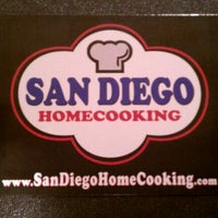 Photo taken at San Diego Home Cooking Mission Valley Cafe by Cort H. on 10/30/2011