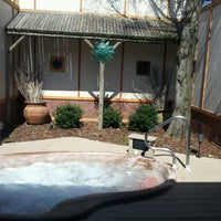 ... Photo Taken At Oasis Hot Tub Gardens By Konnie On 3/28/2012 ...