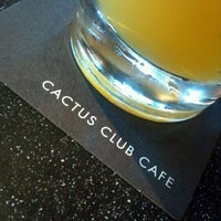 Photo taken at Cactus Club Cafe by Dwight R. on 6/12/2012