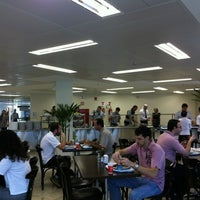 Photo taken at Mirantes Restaurante - JFSC by Fernando F. on 10/27/2011