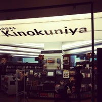 Photo taken at Books Kinokuniya 紀伊國屋書店 by Sherman T. on 5/18/2012