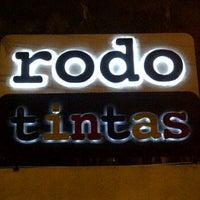 Photo taken at Rodotintas by Sebastian R. on 11/23/2011