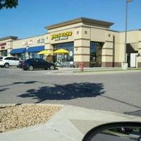 Photo taken at Which Wich? Superior Sandwiches by Sheila D. on 9/6/2011