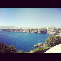Photo taken at Antalya by Алексей Т. on 9/5/2012
